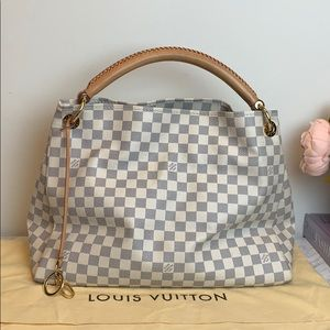 Handbags - Louis Vuitton Artsy Damier Azul Mm